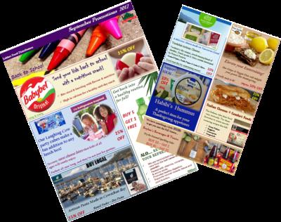Lekker Foods Flyer