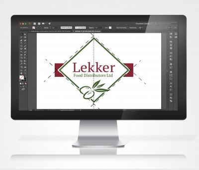Lekker Logo Redesign